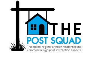 Real Estate Sign Post Installers New York